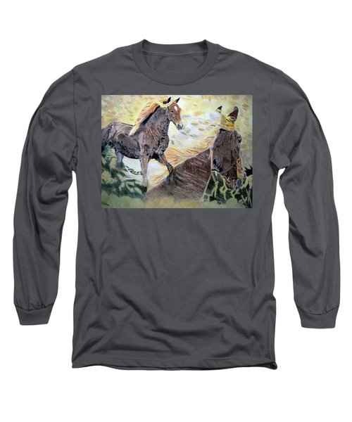 A Dream Long Sleeve T-Shirt