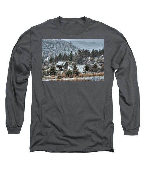 A Dusting Of Snow Long Sleeve T-Shirt
