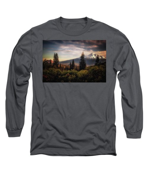 A Favorite View Long Sleeve T-Shirt