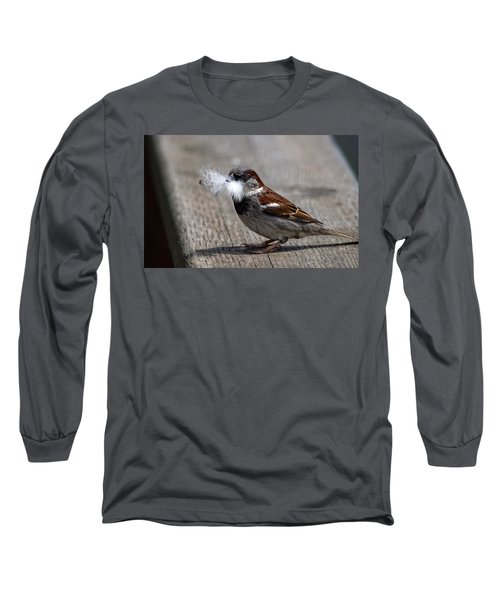 A Feather For The Nest Long Sleeve T-Shirt