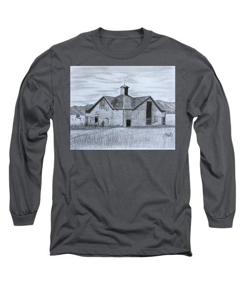 A Forgotten Past Long Sleeve T-Shirt