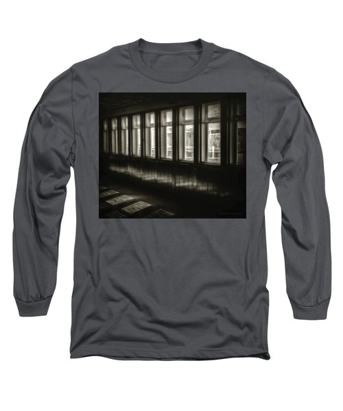 A Glimps From The Dark Long Sleeve T-Shirt