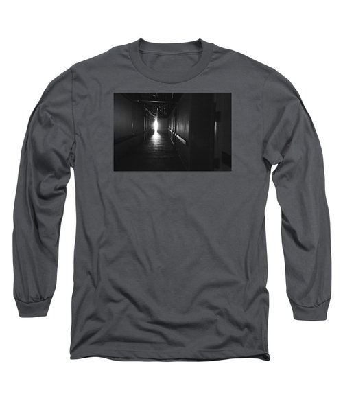 A Glimpse Into The Future Long Sleeve T-Shirt