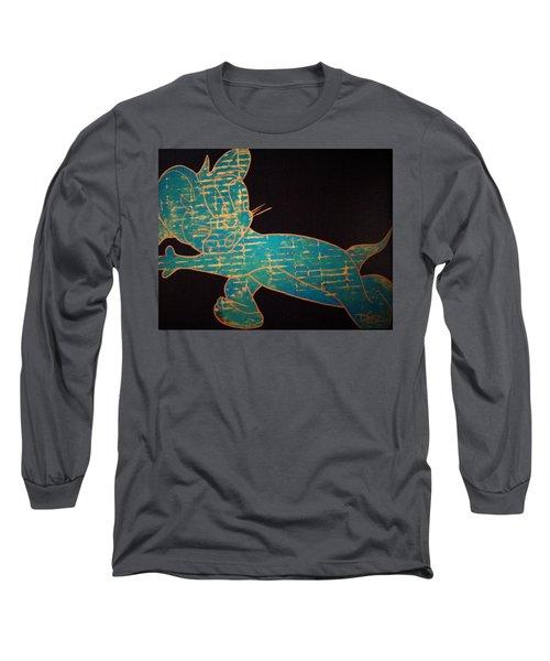 A Golden Touch Long Sleeve T-Shirt