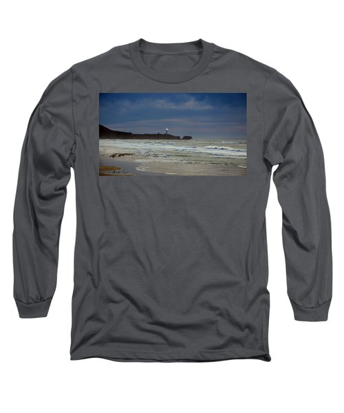A Guiding Light Long Sleeve T-Shirt by Jim Walls PhotoArtist