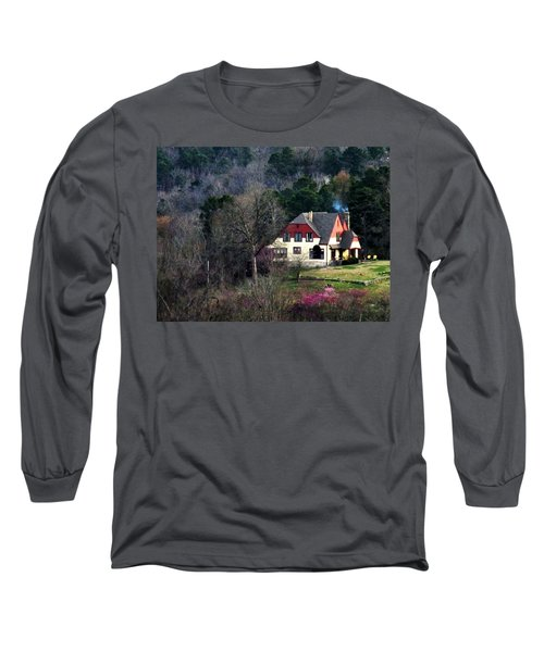 A Home In The Country Long Sleeve T-Shirt