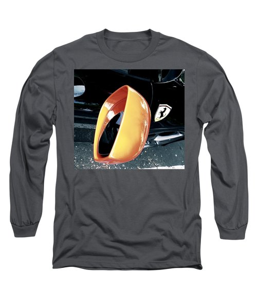 A Horse Long Sleeve T-Shirt