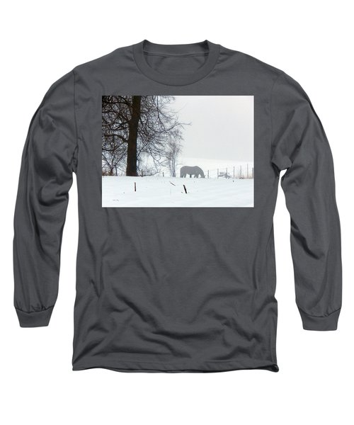 A Horse Of A Different Color Long Sleeve T-Shirt