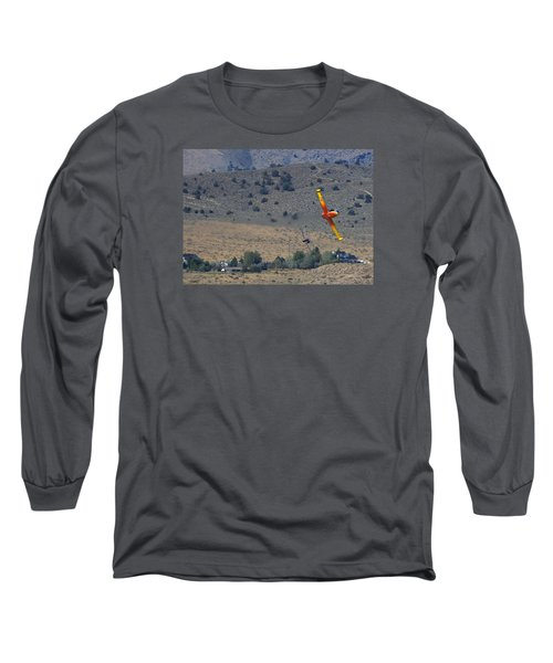 A Little Afternoon Fun Long Sleeve T-Shirt
