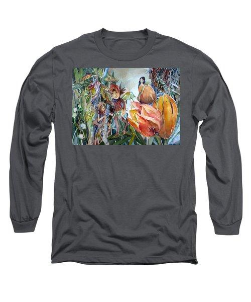A Little Magic Long Sleeve T-Shirt by Mindy Newman