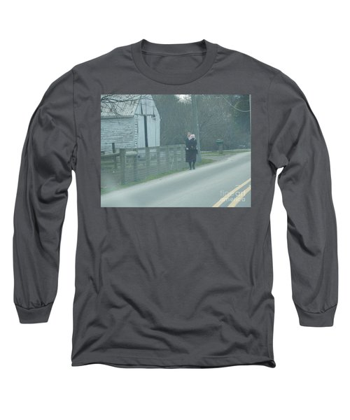 A Long Day Long Sleeve T-Shirt