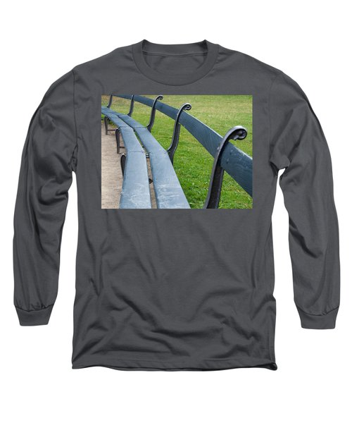 A Long Sit Down Long Sleeve T-Shirt