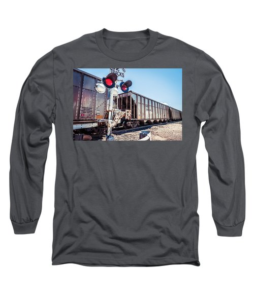 A Long Wait Long Sleeve T-Shirt