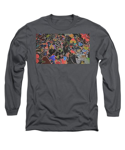 A Million Temples Of Love Minus Some 996452 Long Sleeve T-Shirt