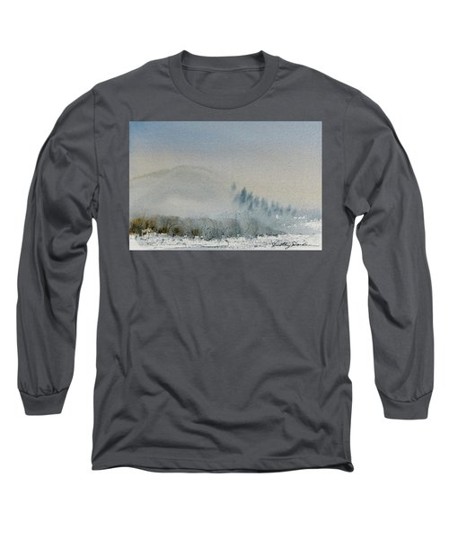 A Misty Morning Long Sleeve T-Shirt