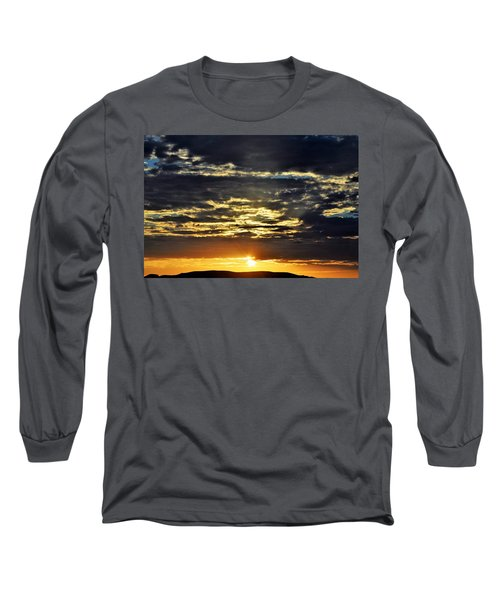 A Moment Of Silence Please Long Sleeve T-Shirt