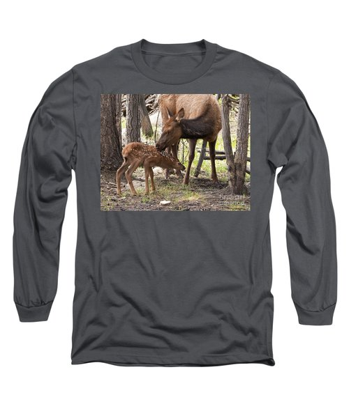 A Mothers Love Long Sleeve T-Shirt