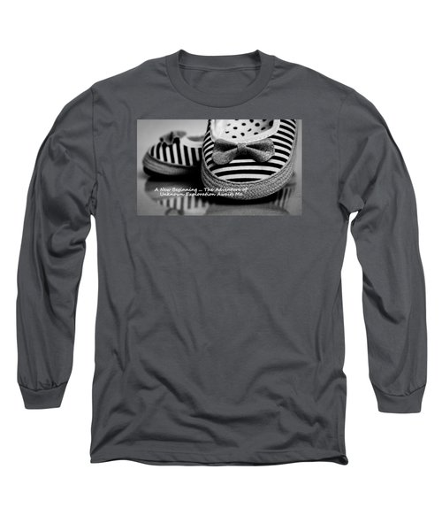 Long Sleeve T-Shirt featuring the photograph A New Beginning by Patrice Zinck