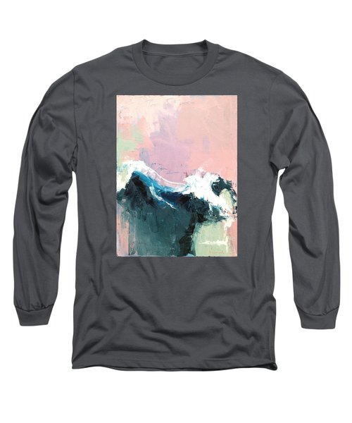A New Dawn Long Sleeve T-Shirt by Nathan Rhoads