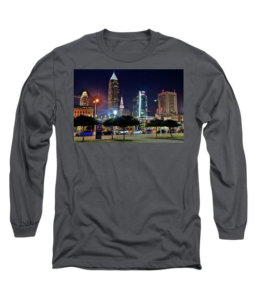 A New View Long Sleeve T-Shirt by Frozen in Time Fine Art Photography