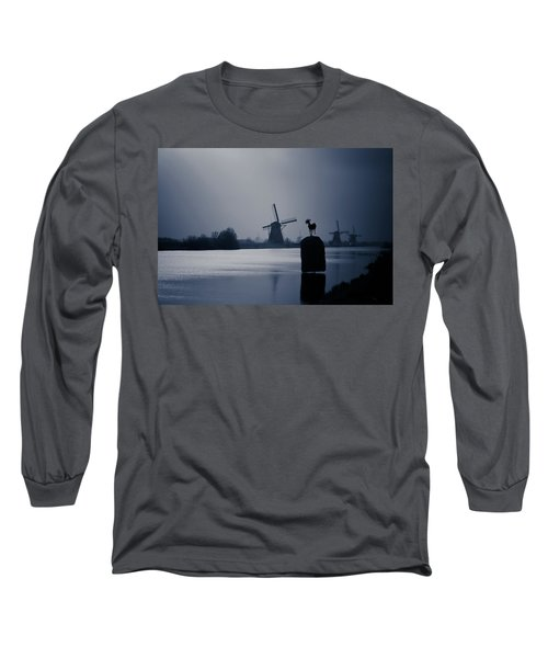 A Nice View Long Sleeve T-Shirt