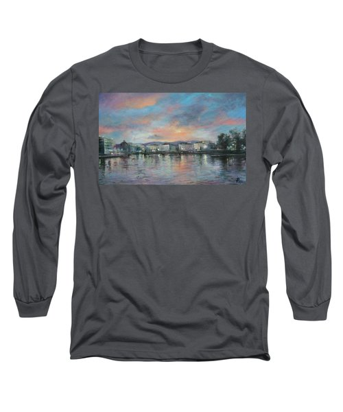 A Night At Geneva Long Sleeve T-Shirt