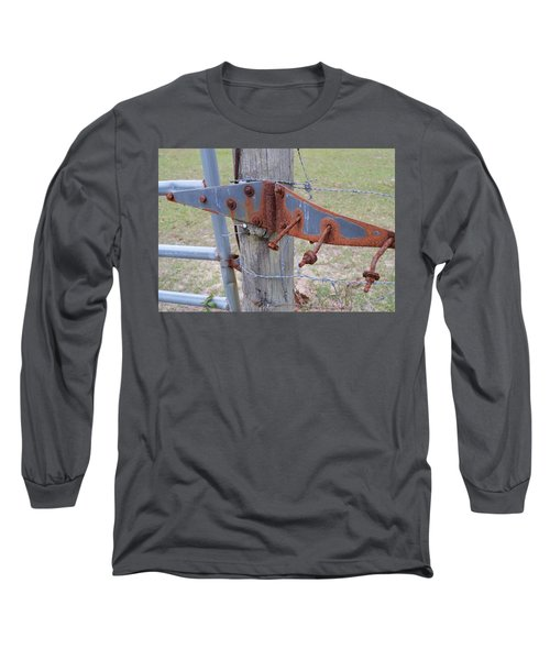 A Parable Long Sleeve T-Shirt by Warren Thompson