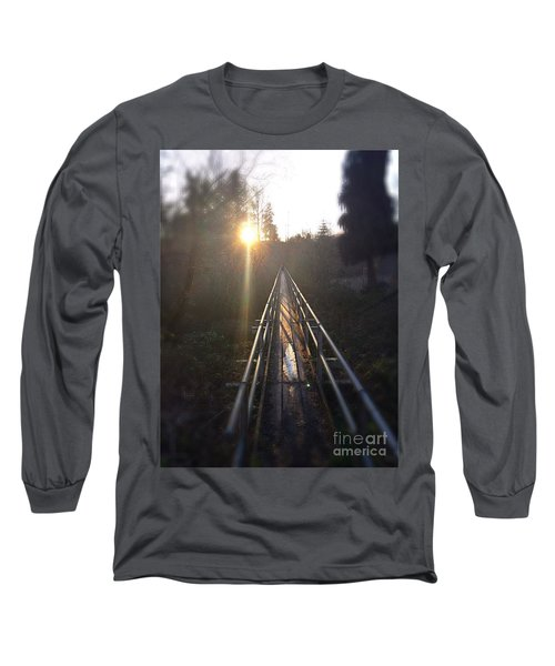A Path Into The Unknown Long Sleeve T-Shirt