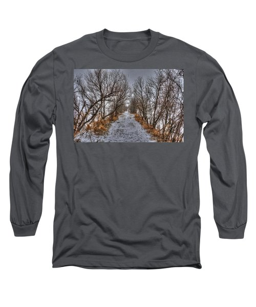 A Path Less Traveled Long Sleeve T-Shirt