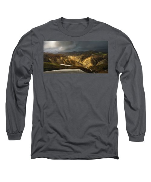 A Piece Of Laugavegur Long Sleeve T-Shirt