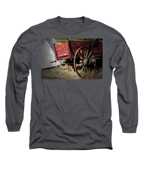 A Piece Of Our History - 365-69 Long Sleeve T-Shirt by Inge Riis McDonald