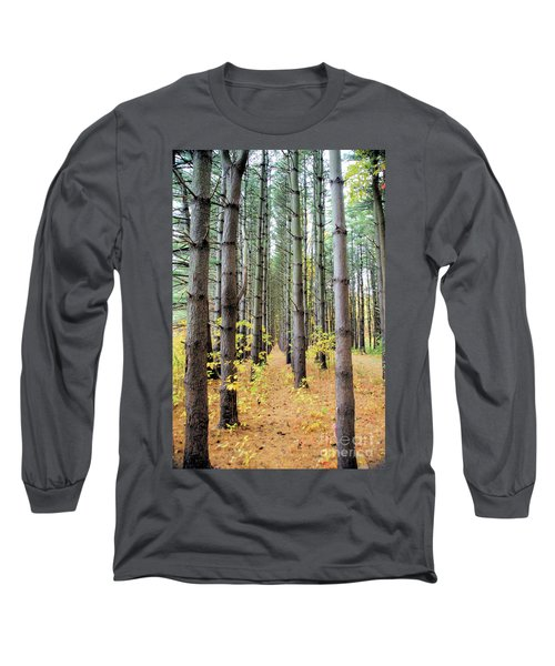 A Pines Army Long Sleeve T-Shirt