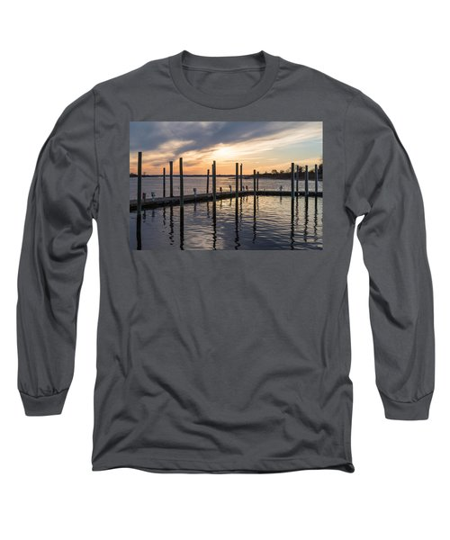 A Place On The River Long Sleeve T-Shirt