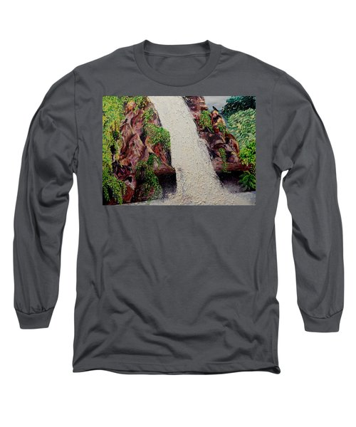 A Place To Hide Long Sleeve T-Shirt
