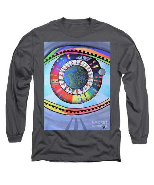 A Pleasant Fiction Long Sleeve T-Shirt