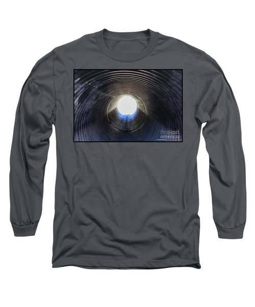 A Portal Of Light Long Sleeve T-Shirt by Roberta Byram