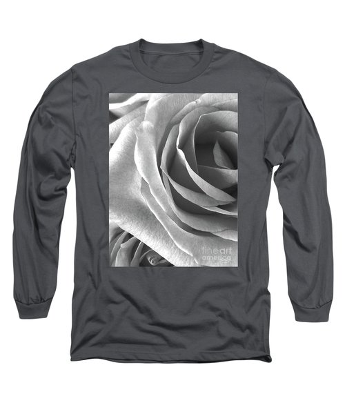 A Portrait Of Rose Long Sleeve T-Shirt by Gem S Visionary