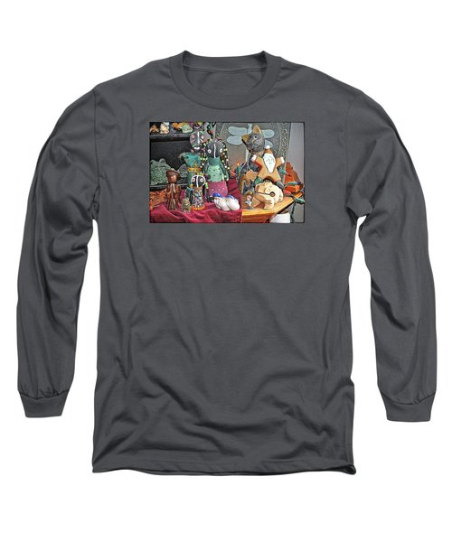 A Prayer Of Thanksgiving Long Sleeve T-Shirt