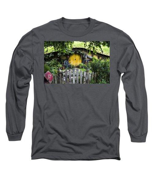 A Pretty Little Hobbit Hole Long Sleeve T-Shirt