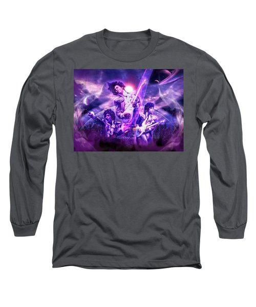 A Prince For The Heavens  Long Sleeve T-Shirt