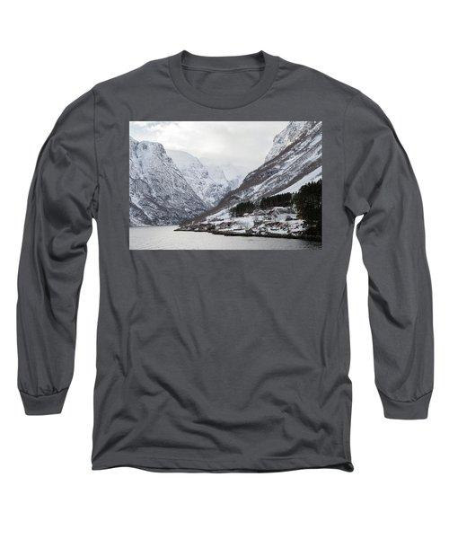 A Quiet Life Long Sleeve T-Shirt