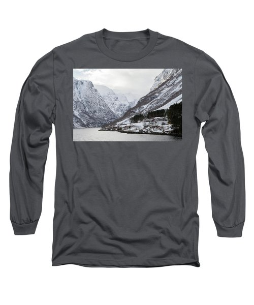 A Quiet Life Long Sleeve T-Shirt