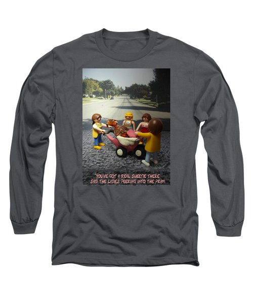A Real Sweetie Long Sleeve T-Shirt