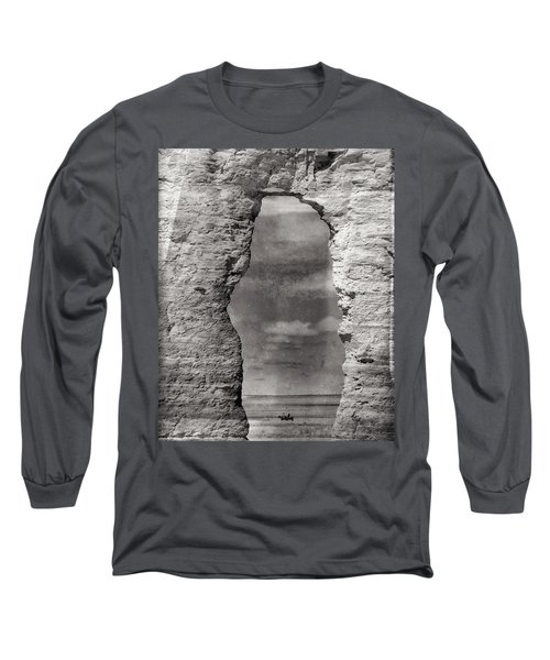 Long Sleeve T-Shirt featuring the photograph A Ride Through Time by Darren White
