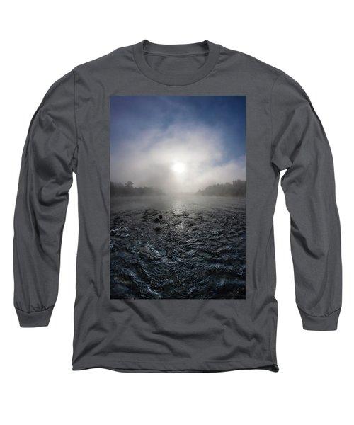 A Rushing River Long Sleeve T-Shirt