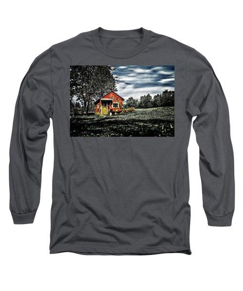 A Ruskin Shed Long Sleeve T-Shirt