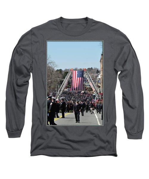 A Sad Day. Long Sleeve T-Shirt