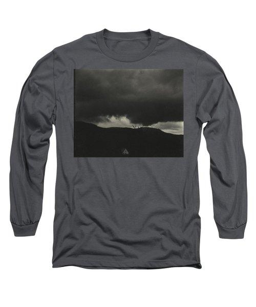 A Sequence Of Ten Cloud Photographs Long Sleeve T-Shirt