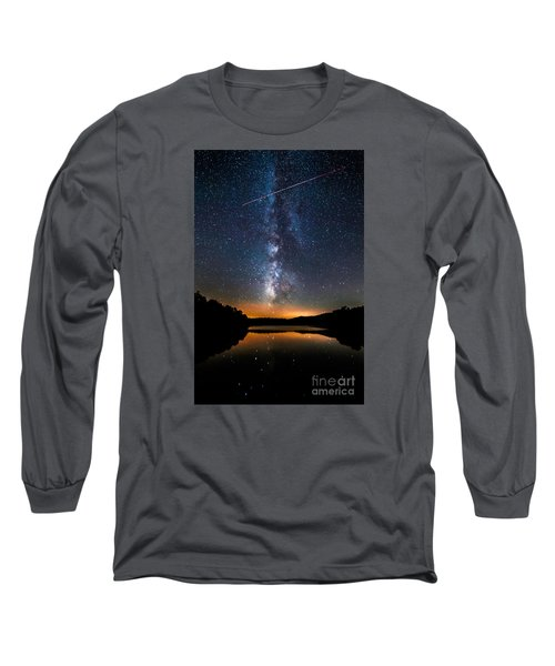 A Shooting Star Long Sleeve T-Shirt