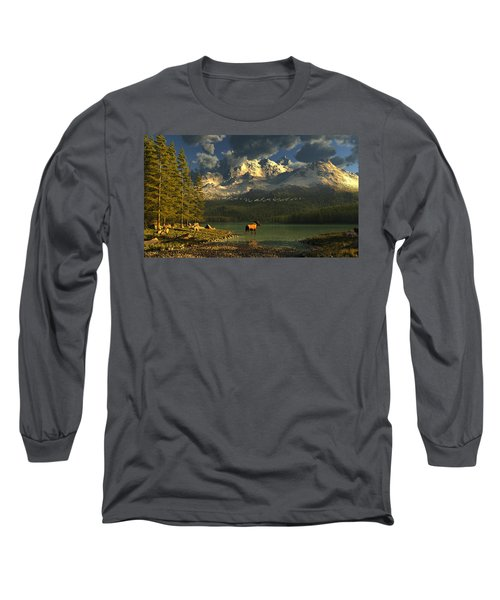 A Small Planet Long Sleeve T-Shirt